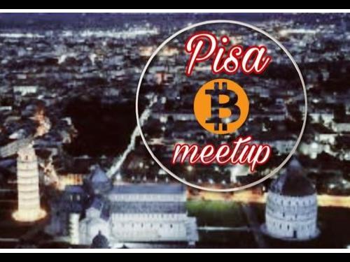 Pisa Bitcoin MeetUp